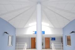 15 Plafond hall d'entrée