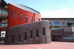 Salle ronde